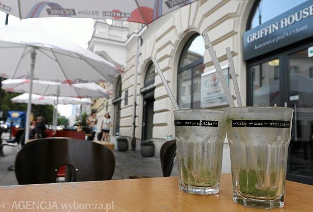 Szpilka, kawiarnia w Warszawie