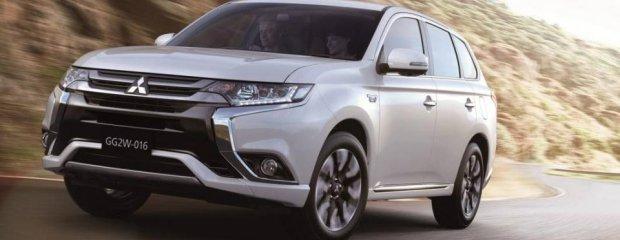 Mitsubishi Outlander PHEV | Odświeżony elektryk
