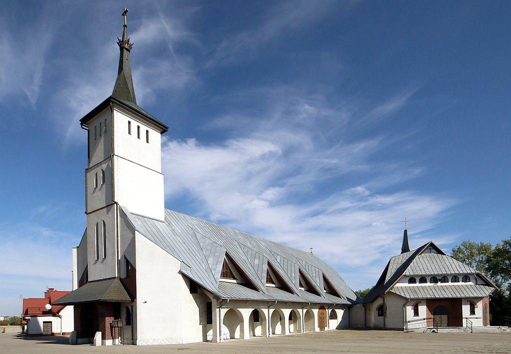 Kościół w Oławie (fot. Wojciech Mazan)