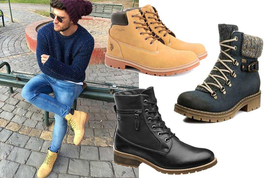 Zaktualizowano Męskie buty na jesień: modne propozycje w niskich cenach. Znajdź NM94