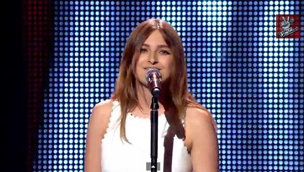 The Voice of Poland, Olga Jankowksa