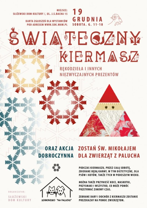 Kiermasz świąteczny Warszawa