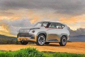 Salon Chicago 2015 | Mitsubishi Concept GC-PHEV | Czy to będzie nowe Pajero?