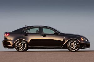Lexus IS F | Ostatni egzemplarz z fabryki