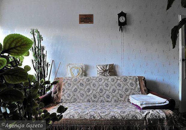 Zdjęcie nr 14 w galerii - Duży pokój w mrówkowcu. Zdjęcia z jednego bloku
