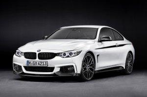 M Performance dla BMW serii 4