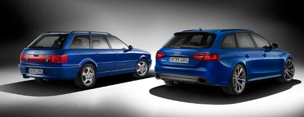 Salon Genewa 2014 | Audi RS 4 Avant Nogaro selection