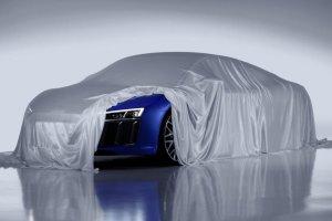 Salon Genewa 2015   Audi R8   Lasery w opcji