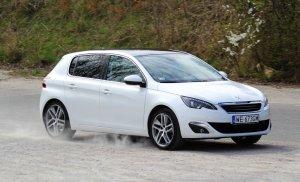 Peugeot 308 1.6 THP Allure   Test   Czy zasłużył na tytuł?