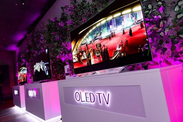 LG OLED UHD - premiera telewizory