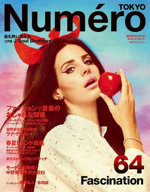 Lana Del Rey, numero