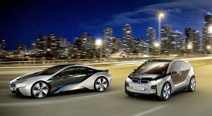 BMW i8 i i3