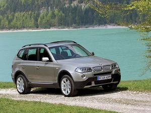 Używane   BMW X3 (2003 - 2010)