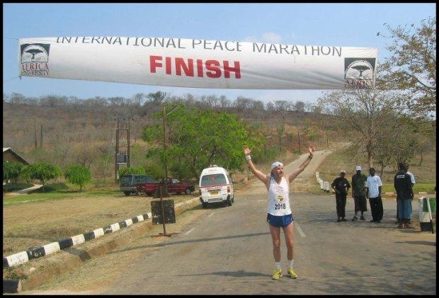 Afrykański finisz, czyli jak się biegnie maraton w Mutare?