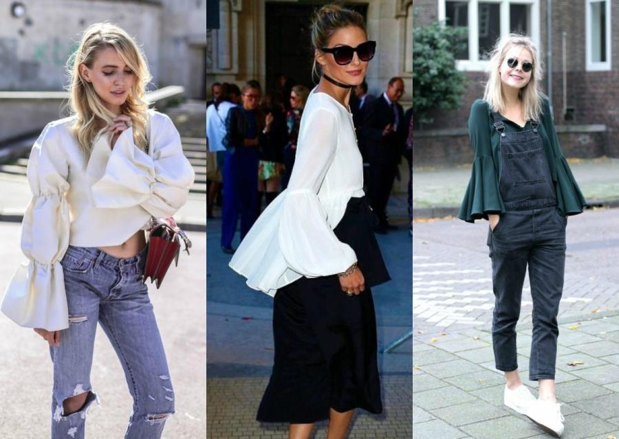 4 najmodniejsze fasony ubrań na rok 2017