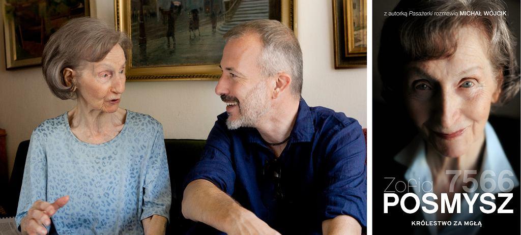 Wywiad rzeka Michała Wójcika z Zofią Posmysz ''Królestwo za mgłą'' ukazał się nakładem Wydawnictwa Znak (fot. Magda Kuc / materiały promocyjne)