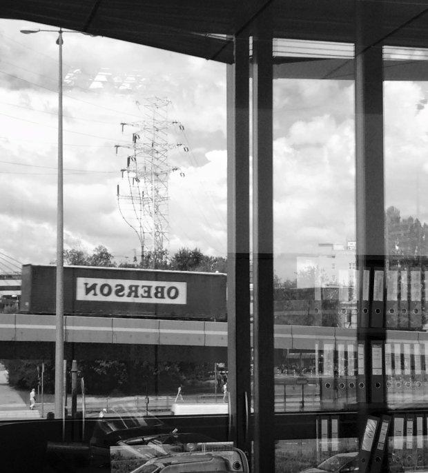 Mordor na Domaniewskiej - Słup