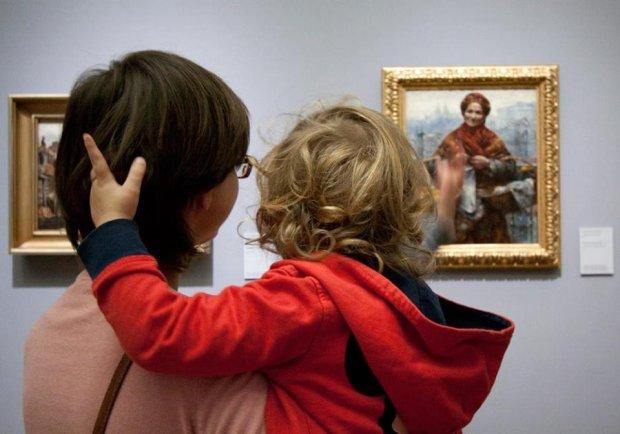 Dzień Matki w Muzeum Narodowym