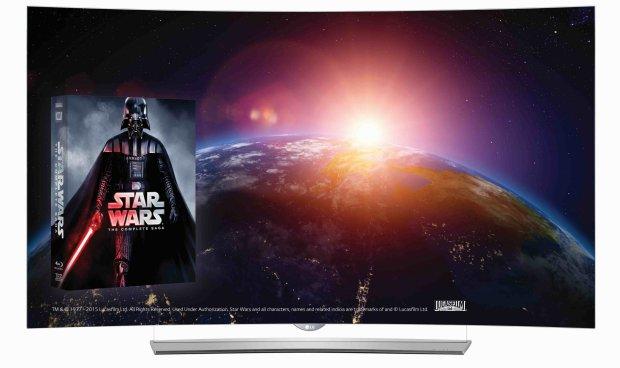 LG 65EG960 Star Wars