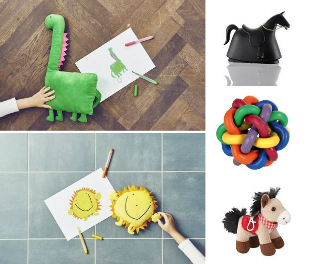 IKEA - zabawki