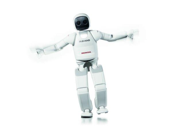 ASIMO 2014   Nowa generacja robota Hondy
