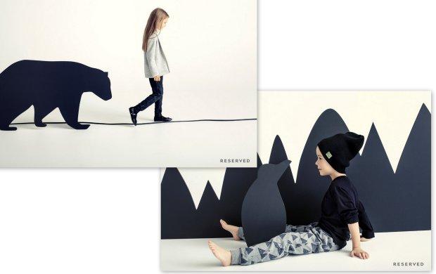 Skandynawski minimalizm w najnowszej kampanii Reserved Kids