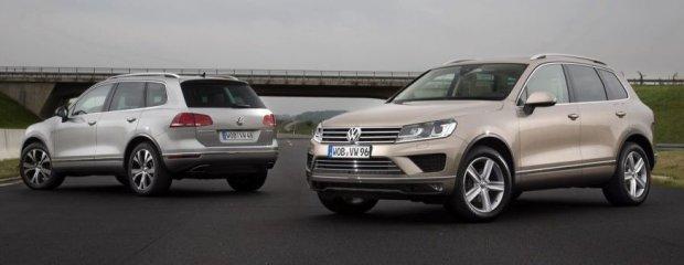 Volkswagen Touareg V6 3.0 TDI
