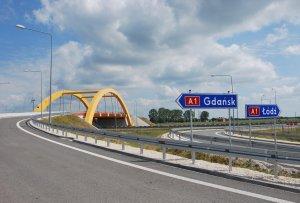 Autostrada A1 | Nowy węzeł i otwarte bramki