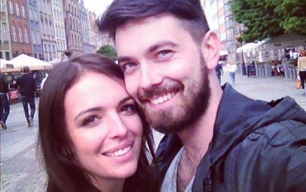 Anna Wendzikowska i Patryk Ignaczak