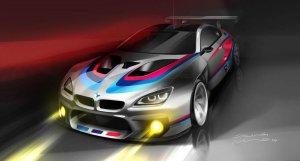 BMW M6 GT3   Wyścigowa wizja stanie się rzeczywistością