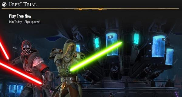 Star Wars: The Old Republic Trial